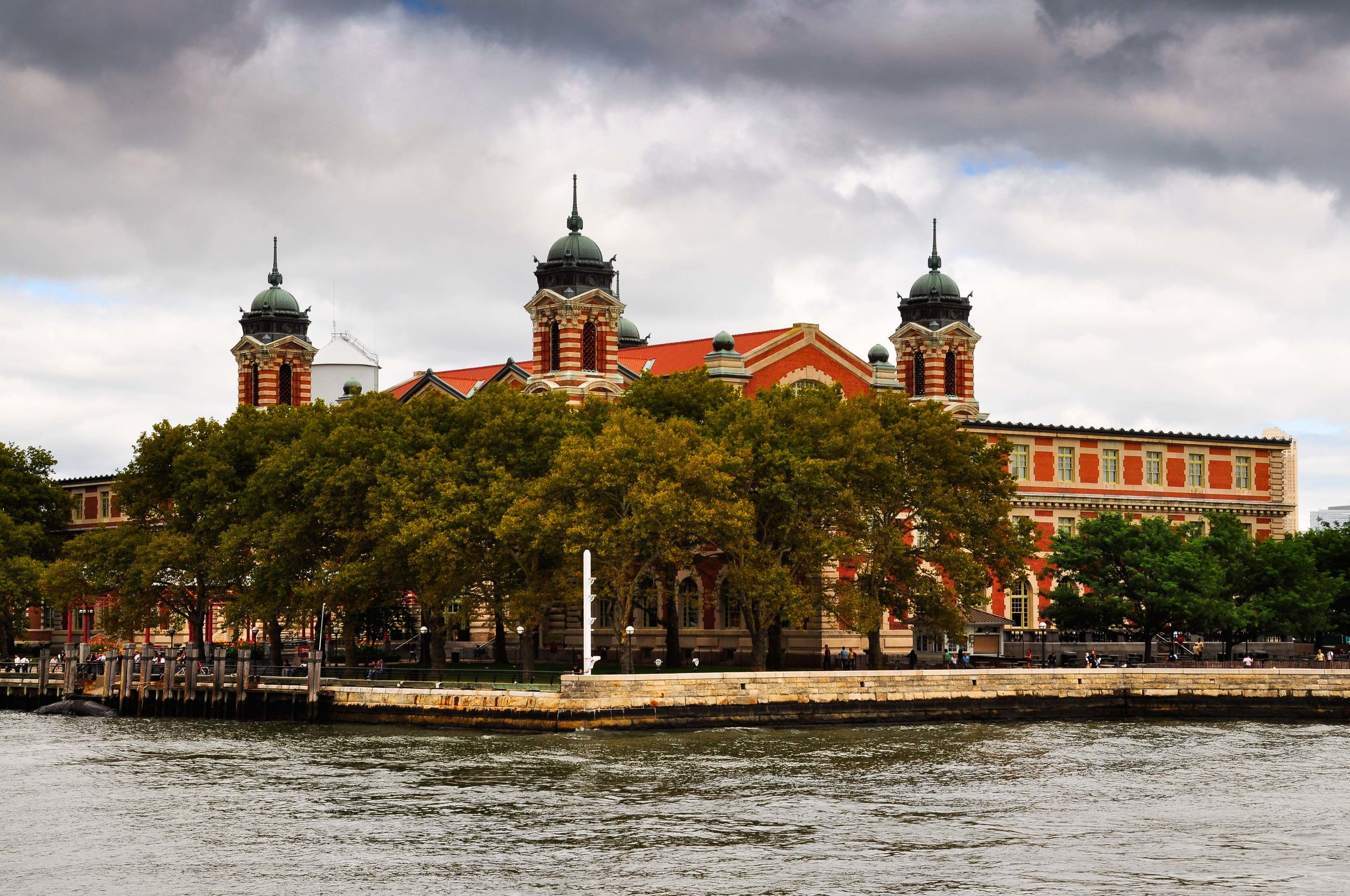 Ellis Island. New York, NY 2009