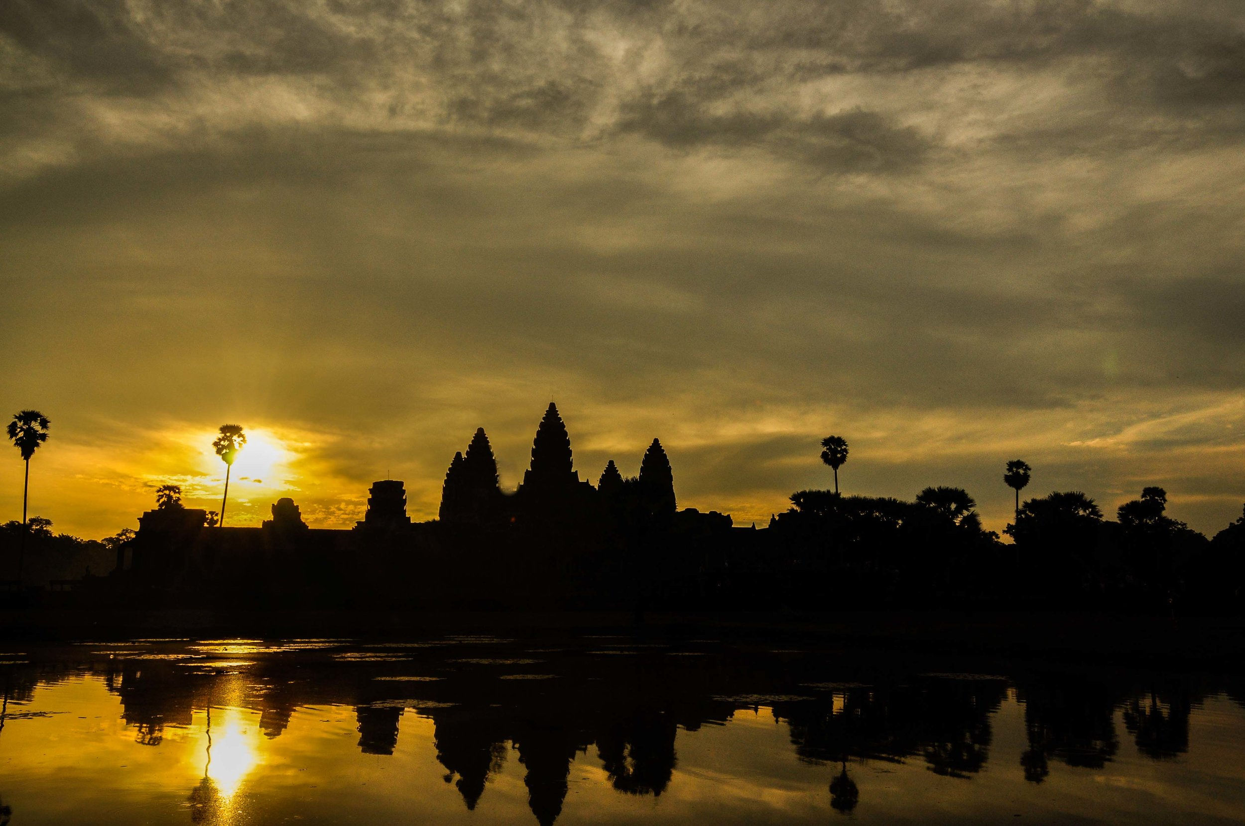 Angkor Wat, Siem Reap, Cambodia 2009