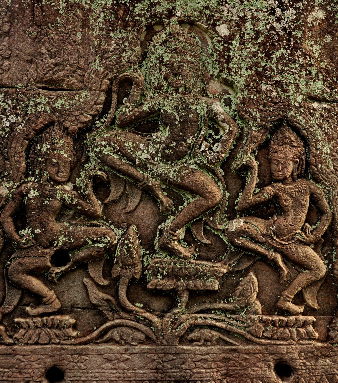 Angkor Thom, Cambodia 2009