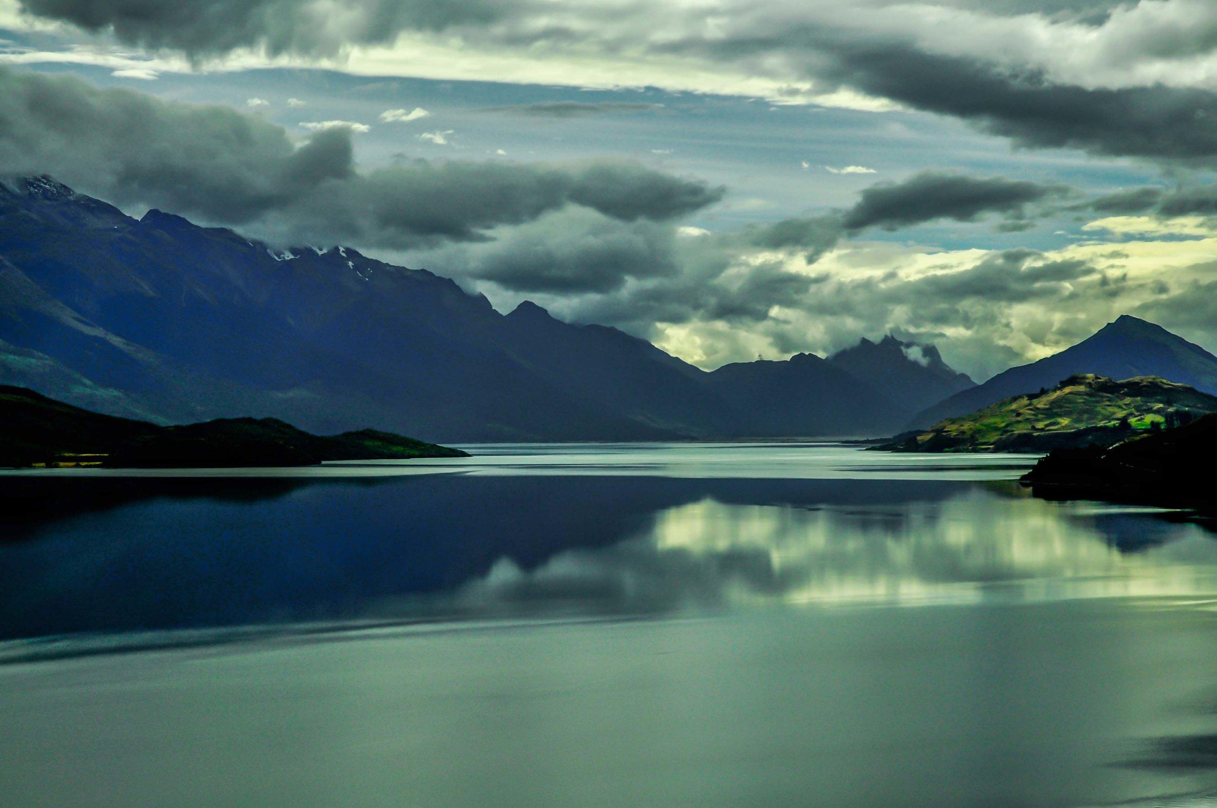 Dart River. Blanket Bay, New Zealand 2010