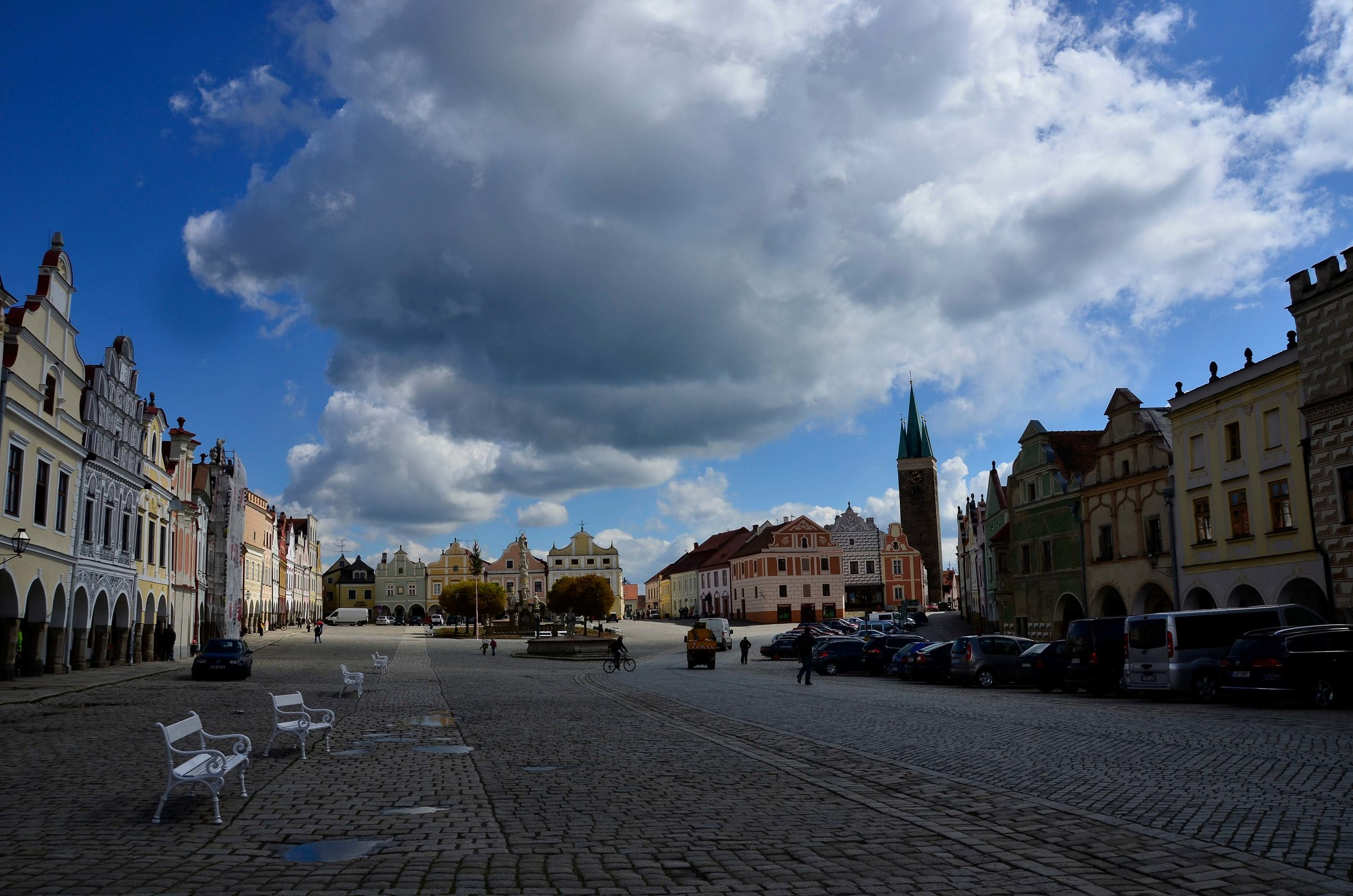 Telc, Czech Republic 2014