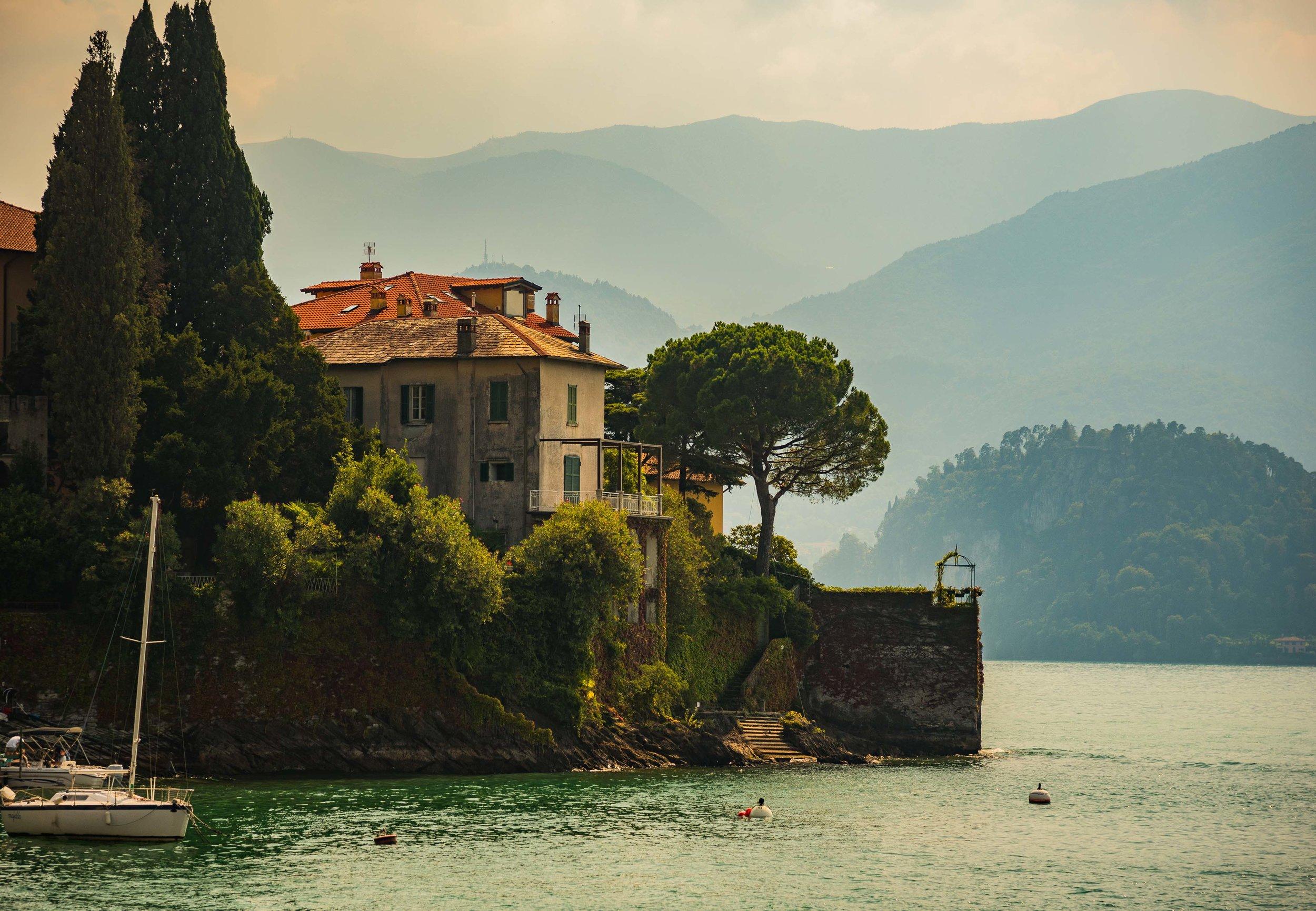 Lake Como, Italy 2017