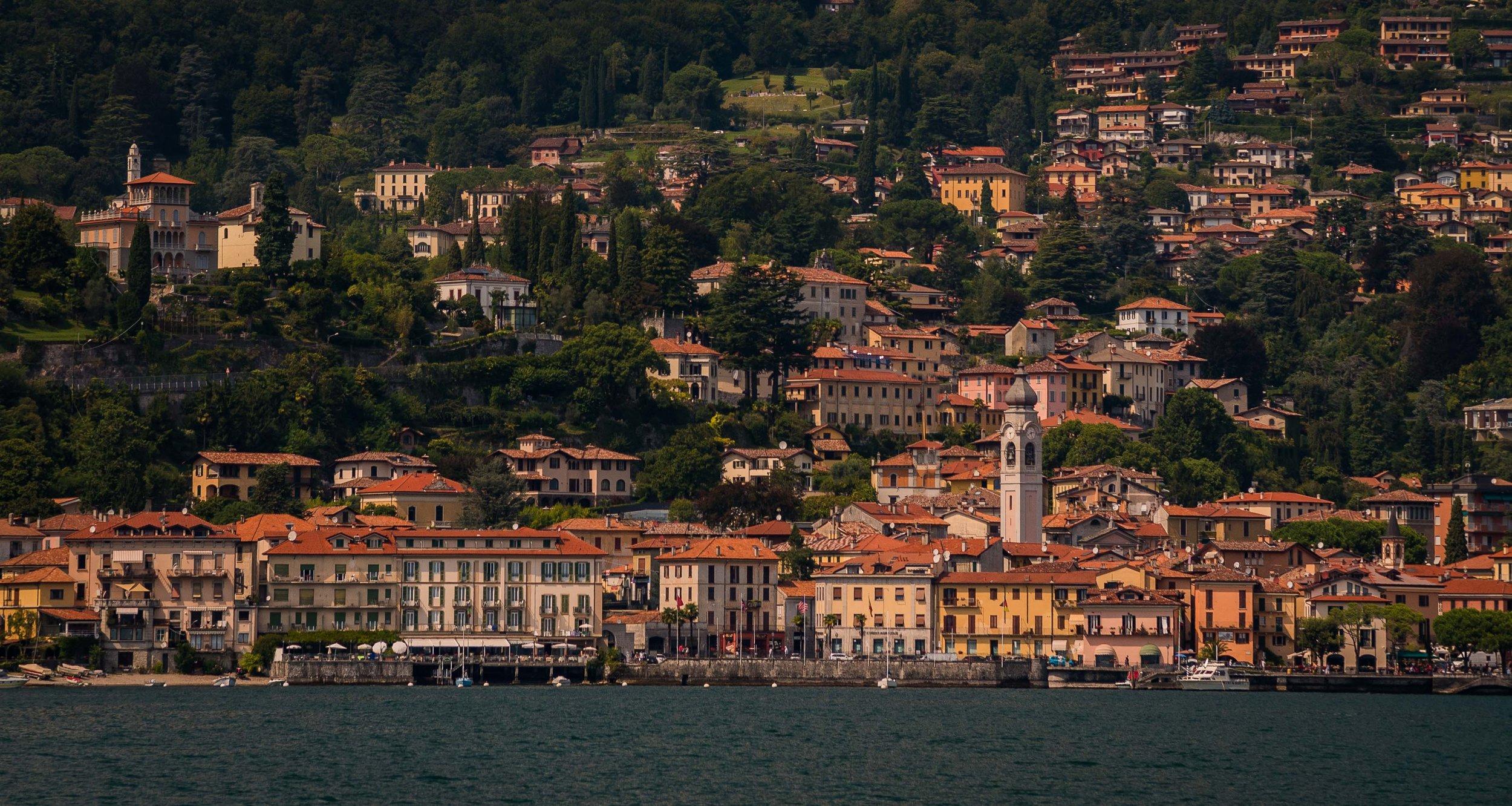 Varenna. Lake Como, Italy 2017