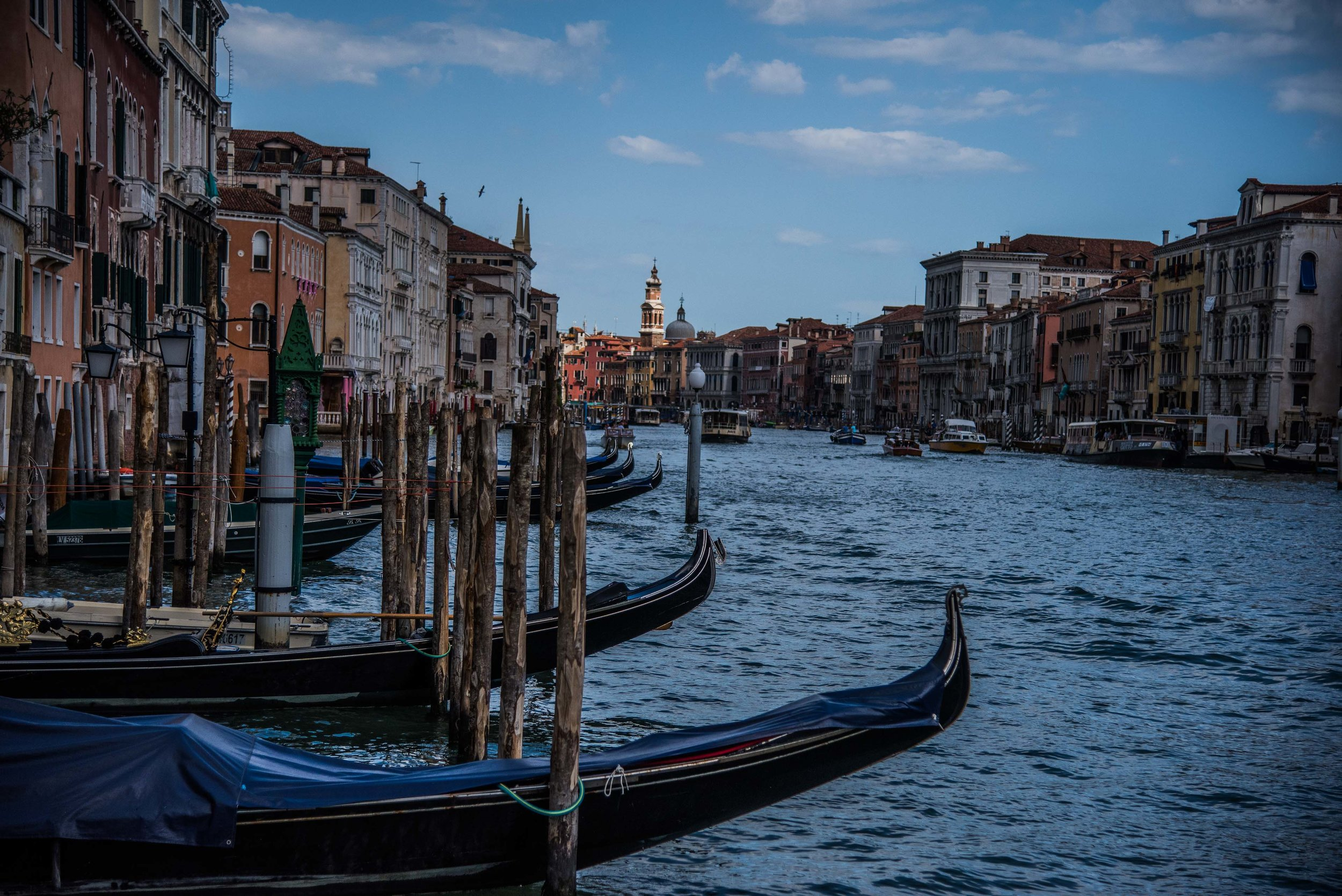 Grand Canal. Venice, Italy 2017