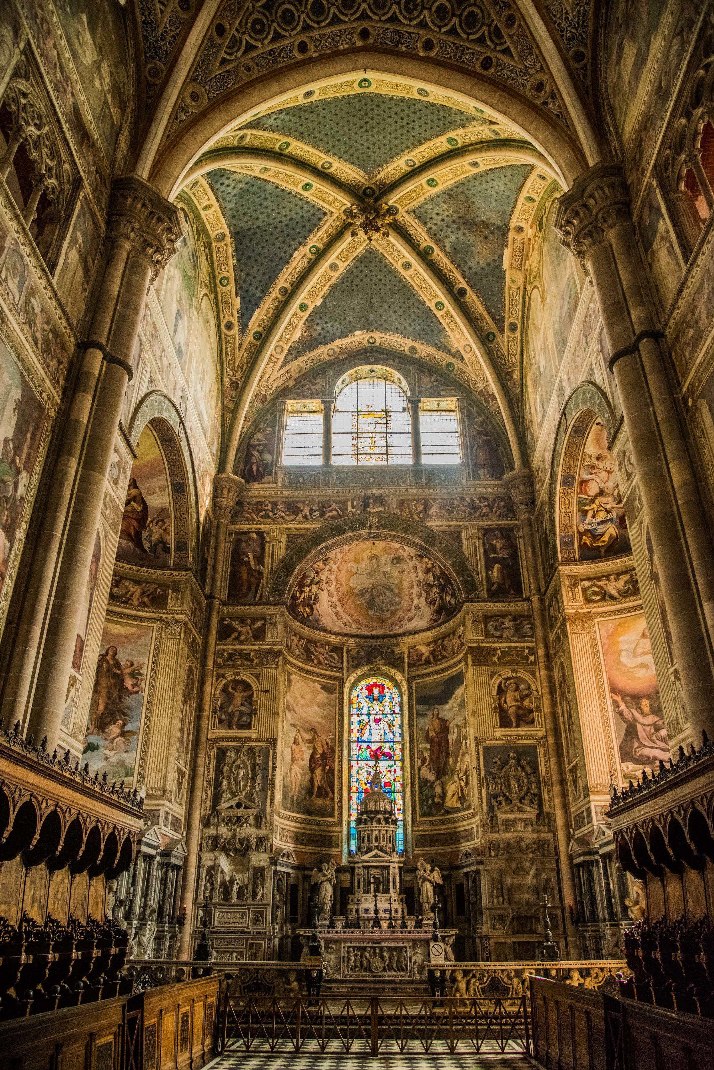 Chapel. Italy 22017