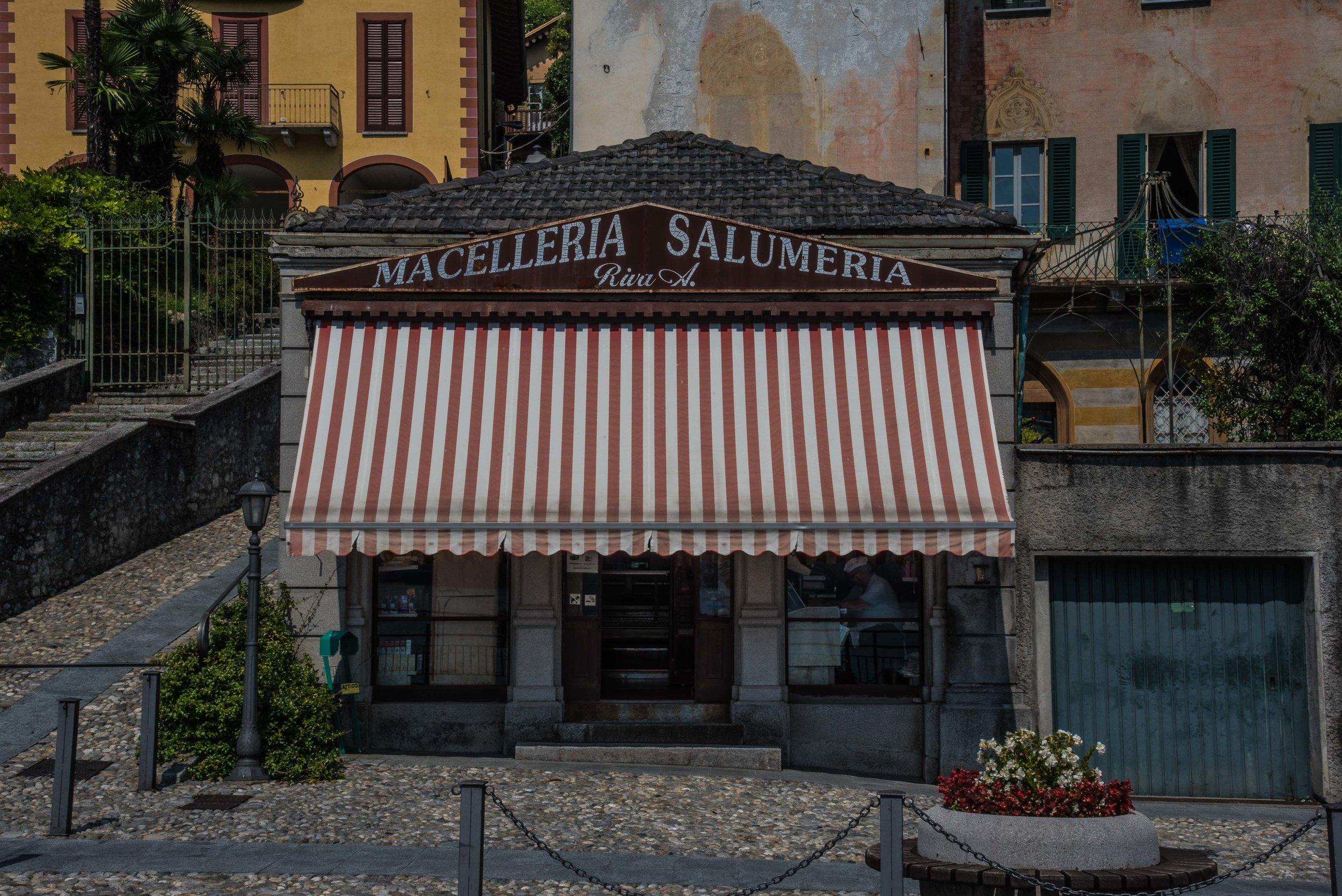 Bellagio. Lake Como, Italy 2017