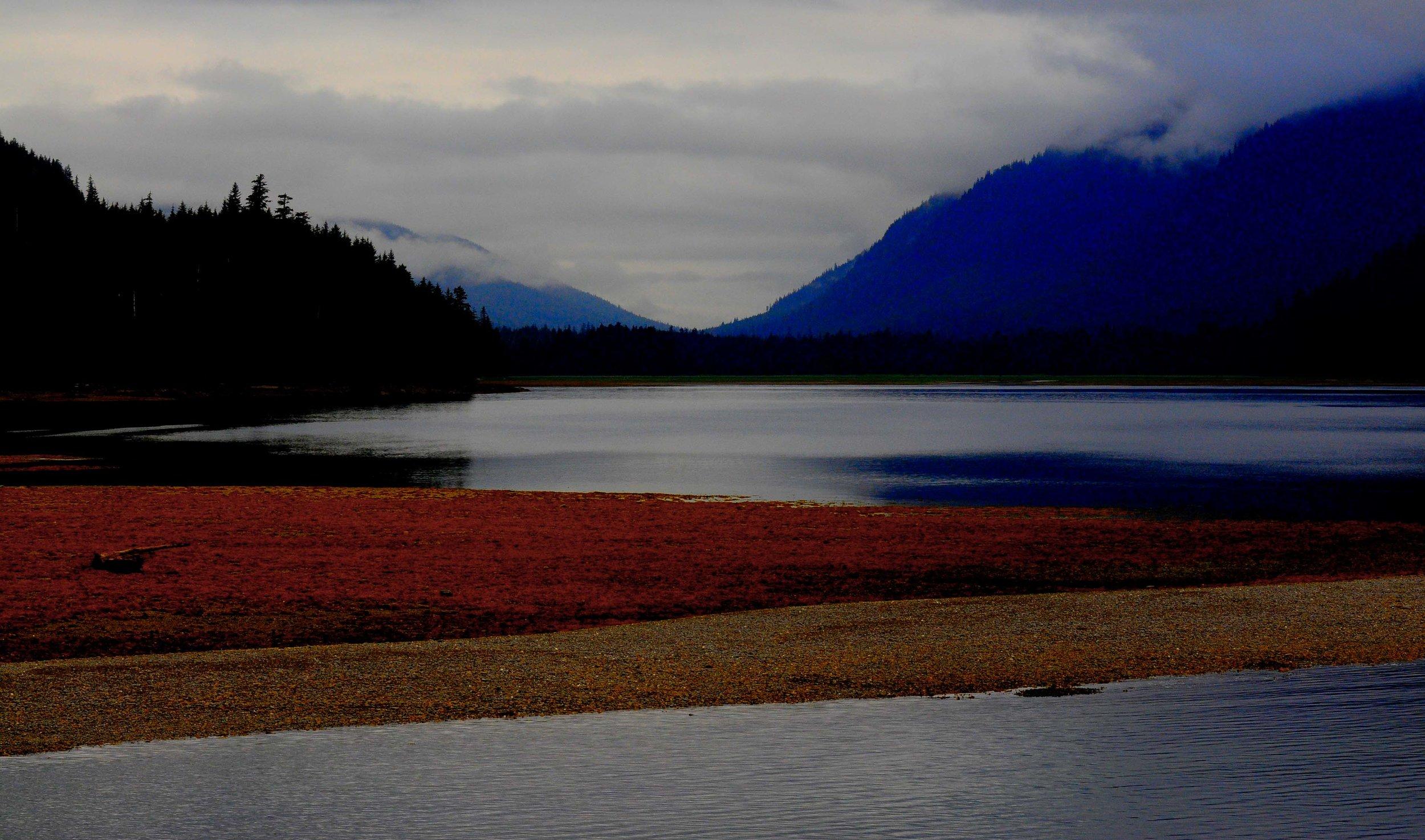Inside Passage, Alaska 2011