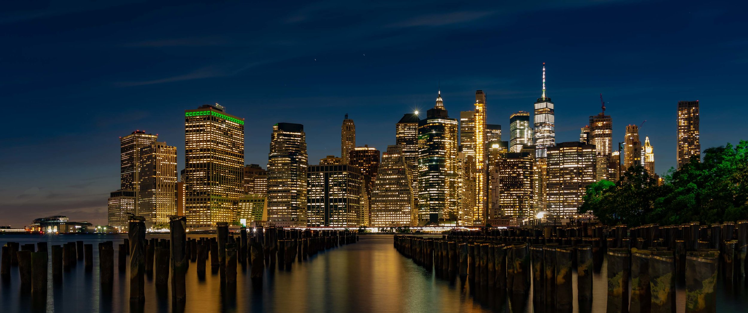 Manhattan Twilight 2