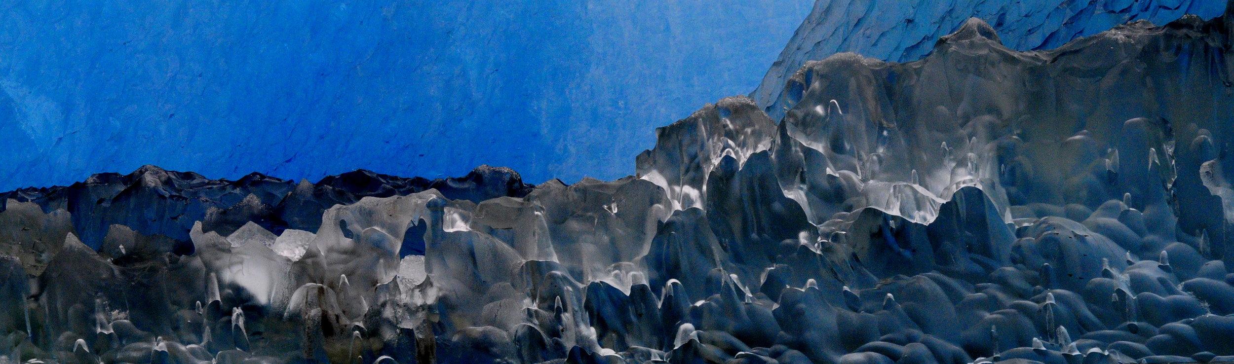 Glacier - Inner Passage, Alaska