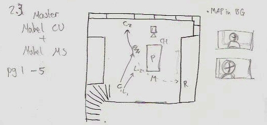Floor plan 2.3 - Master CU/ MS of Mabel from page 1-5
