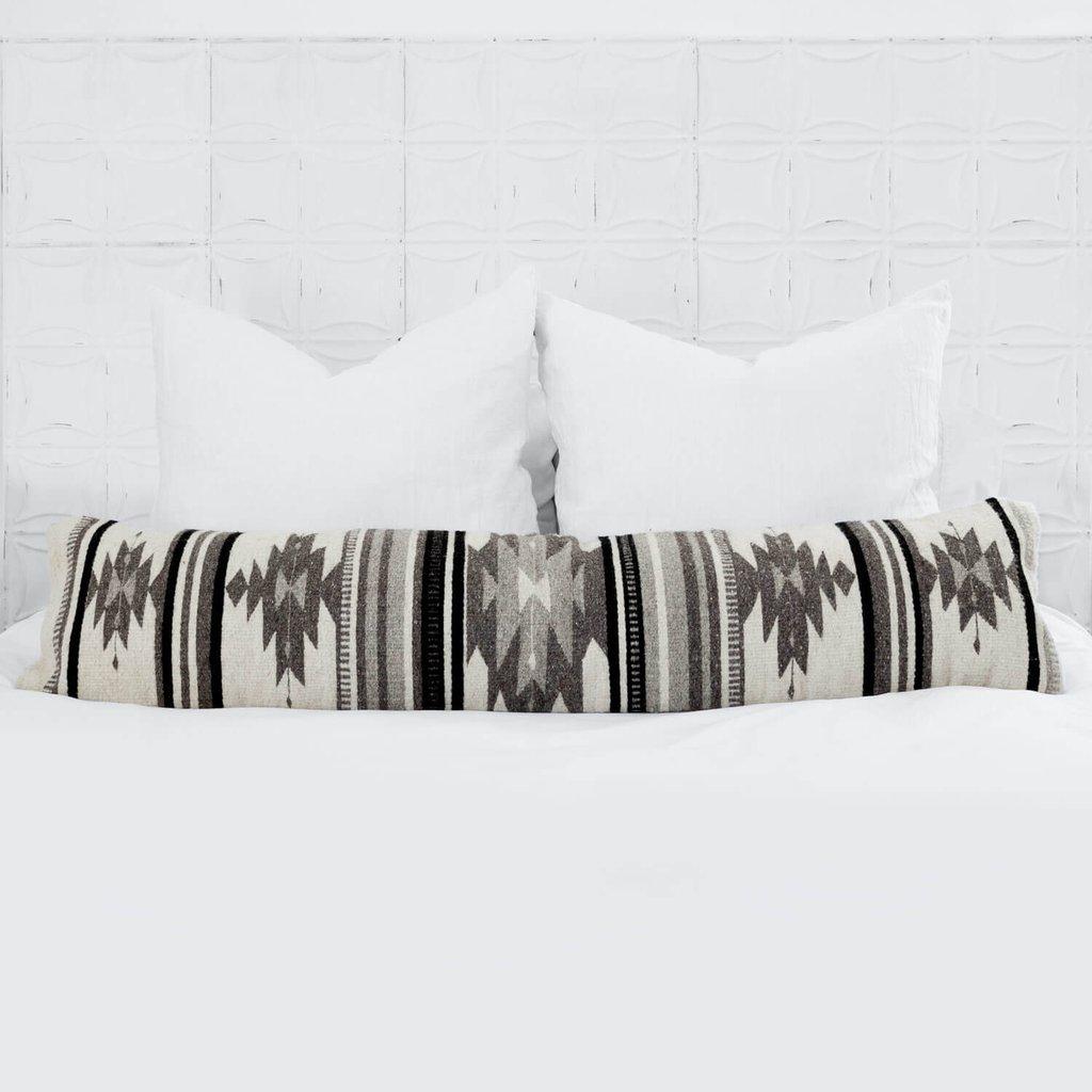 The Citizenry - Ceniza Lumbar Pillow