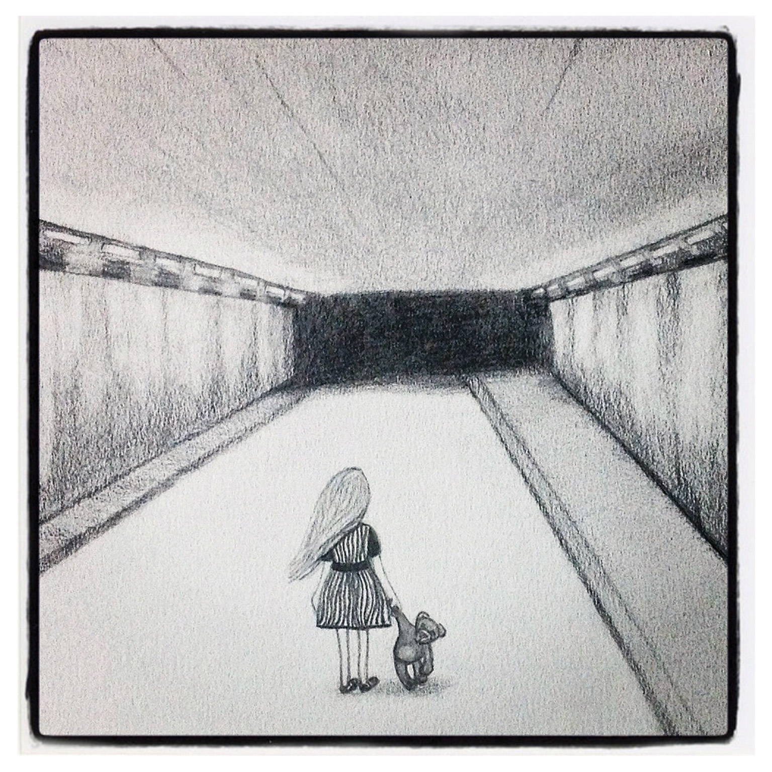 IN THE TUNNEL