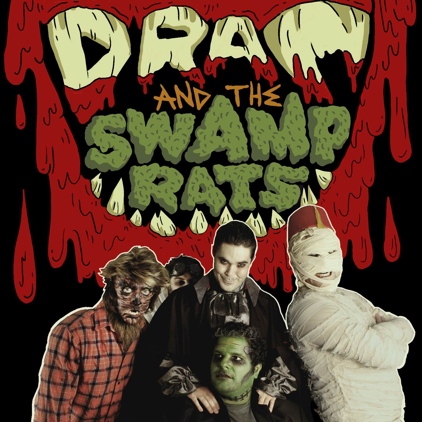 album art for Drac and the Swamp Rats