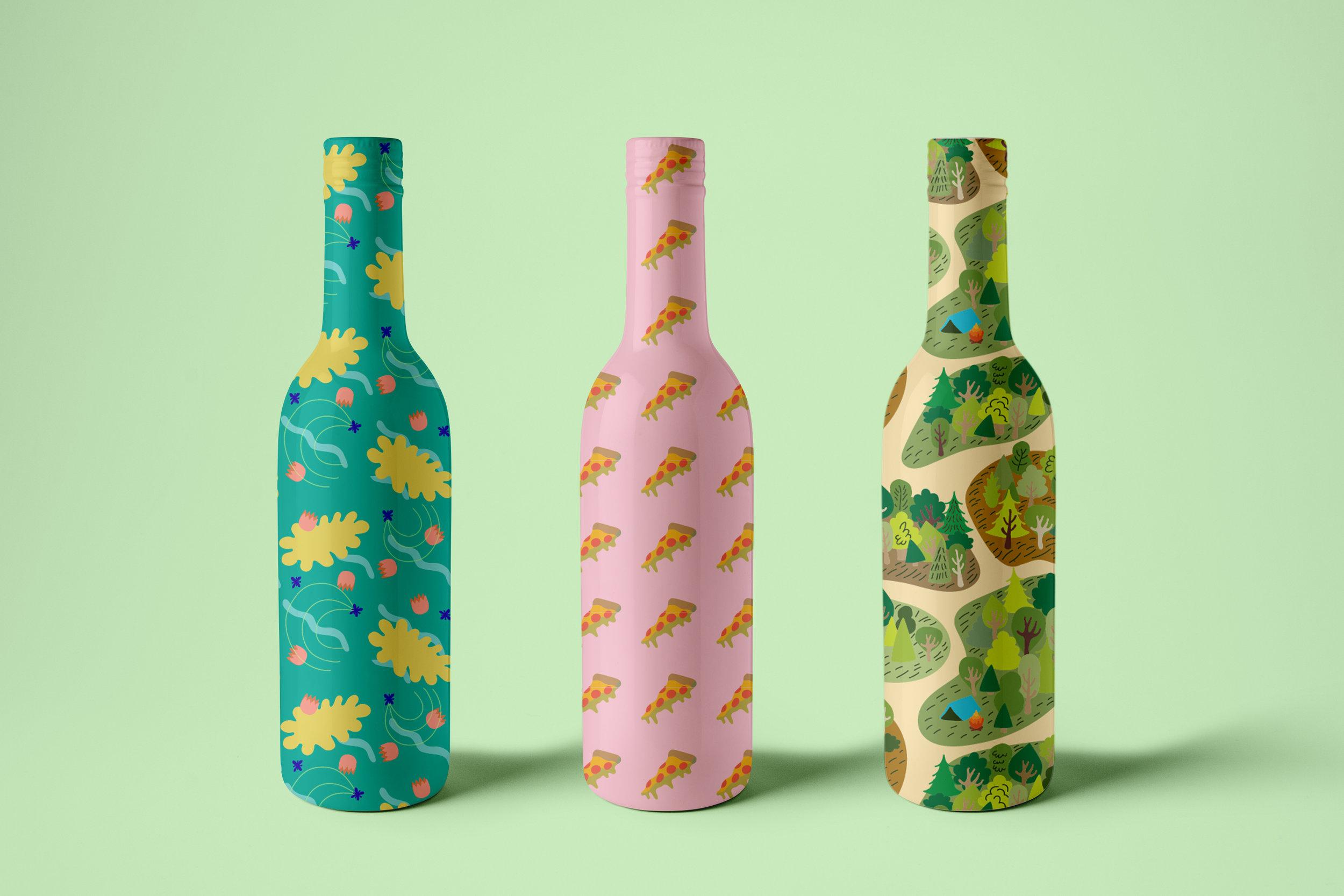bottle concpet design