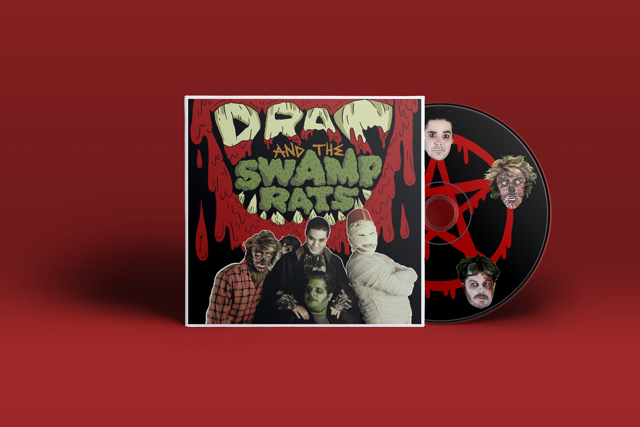 concept CD design