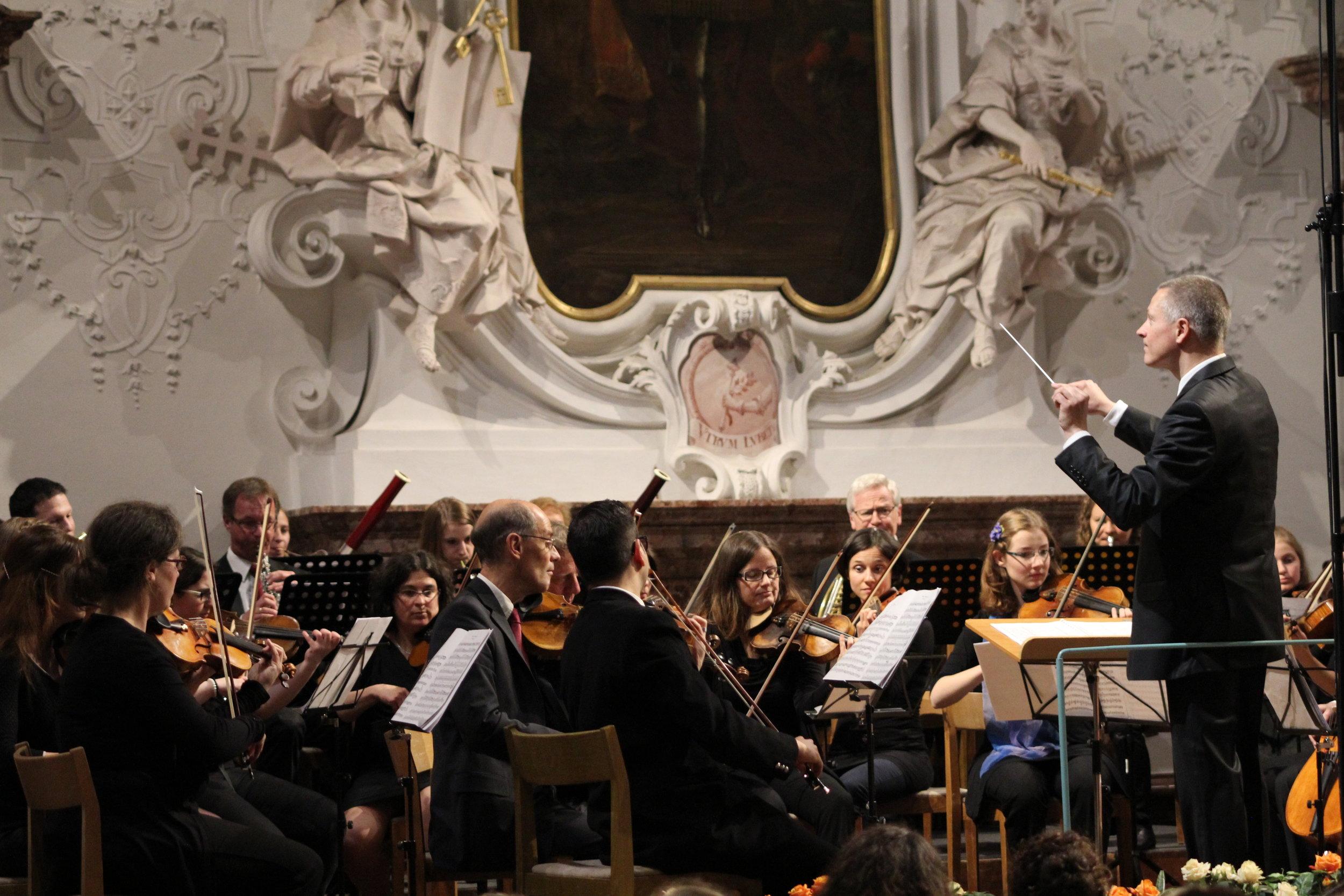 Orchesterkonzerte