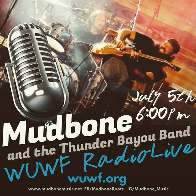 Tune in Thursday at 6 central. Its a full band radio showcase for your holiday listenin... www.wuwf.org