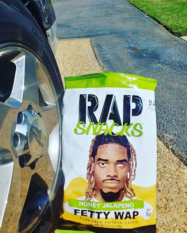 ...Part of a well balanced breakfast. #dailynutrition  #rapsnacks