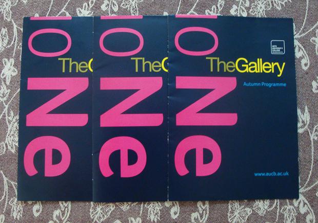 Neon exhibition catalogue