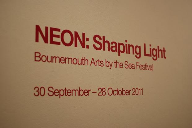 Neon: Shaping Light