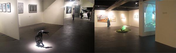 exhibition art alive