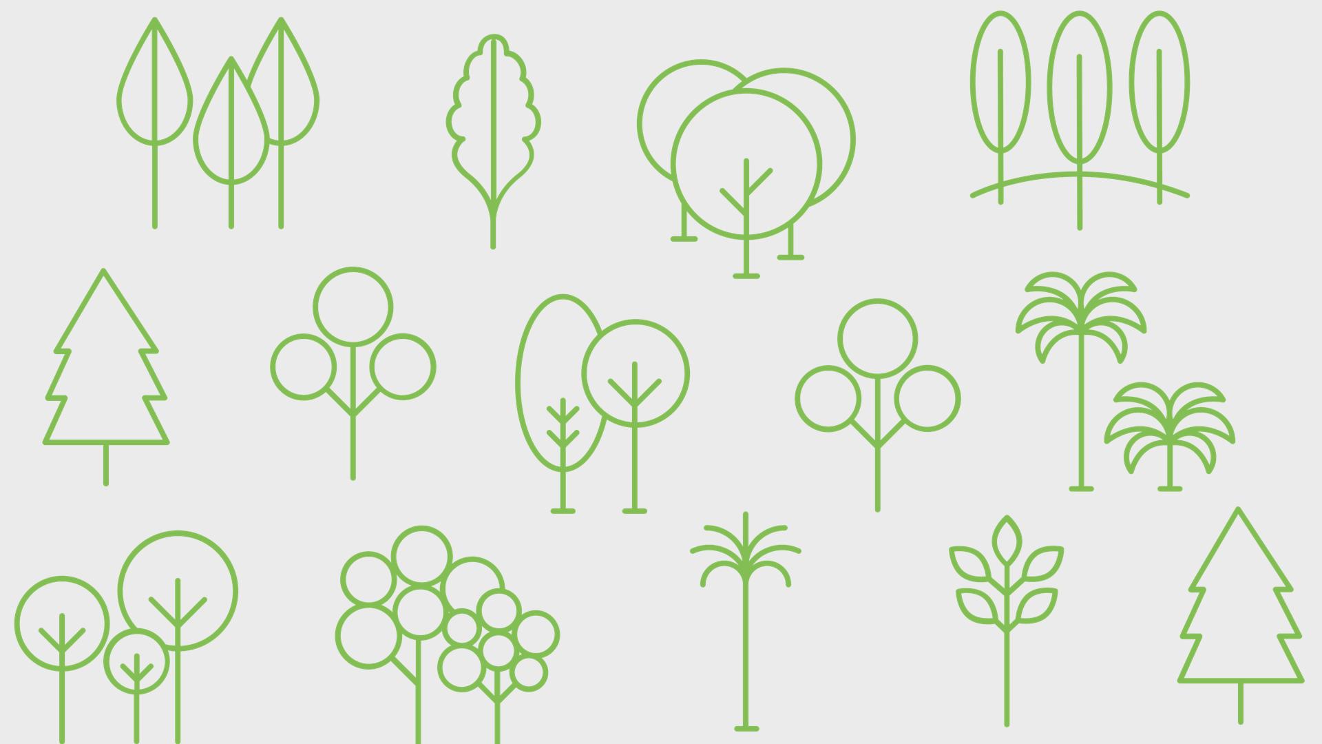 draw-200-trees