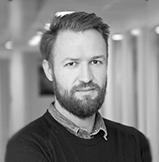 Patrik Lindström ,  Space Broker Manager