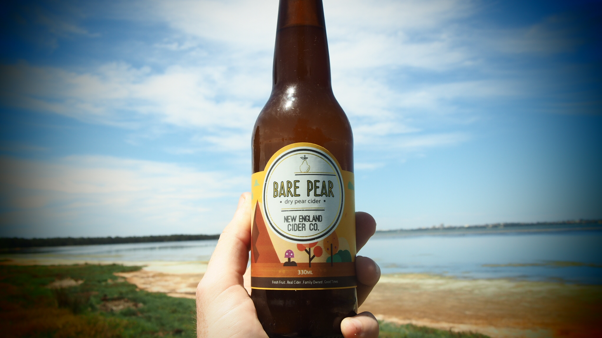 BARE PEAR - 'Bare Pear is exactly what it is, fresh Aussie Pears stripped back and shown with all to see, just how good Aussie Pear juice is! It's a dry pear so if you're not into the sweet life, this is your drink, and unbelievably refreshing!5.5% ABVAVAILABLE IN:330ml bottles