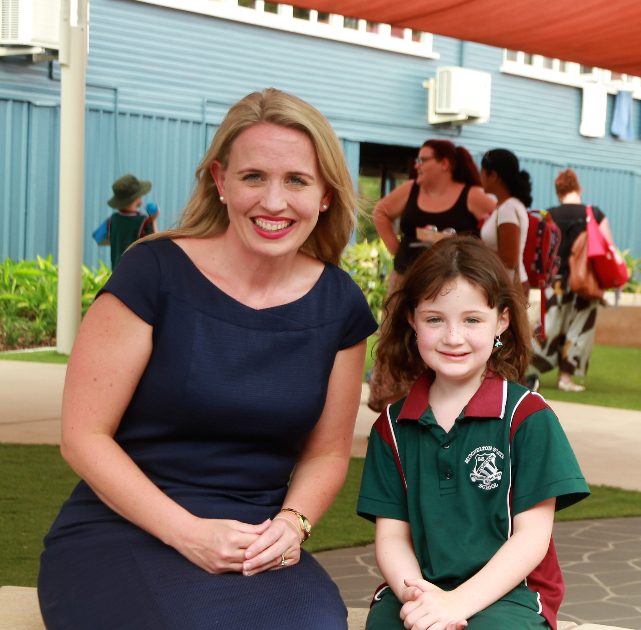 Shade Structures for Mitchelton State School -