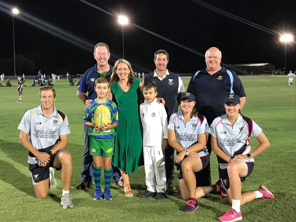 $300,000 for GPS Rugby and Valleys District Cricket Club -