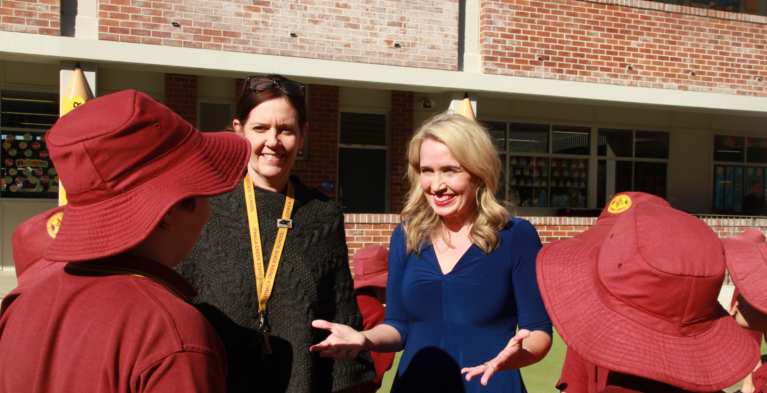 $11 million for classrooms at Ithaca Creek State School -
