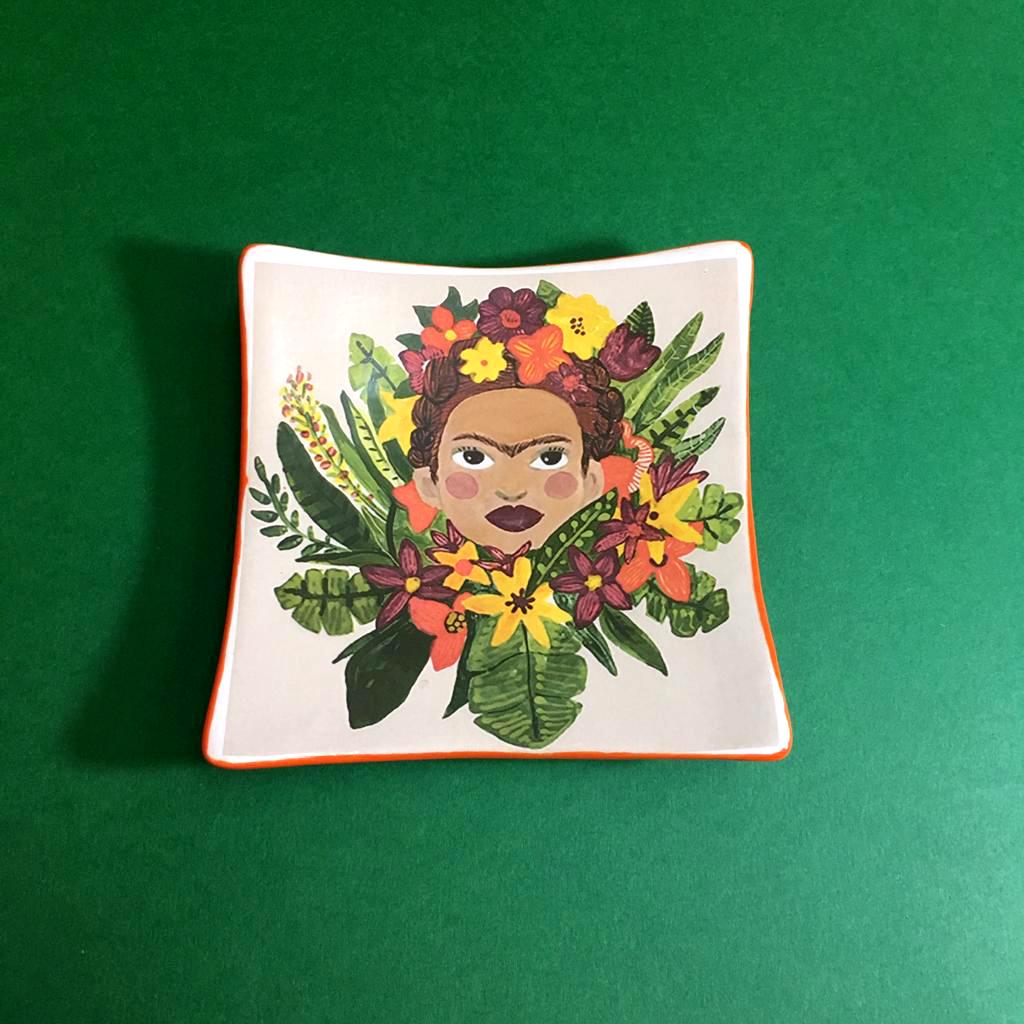 Frida Mini Transfer Platter  £20.00  11 x 11 x 2.5cm