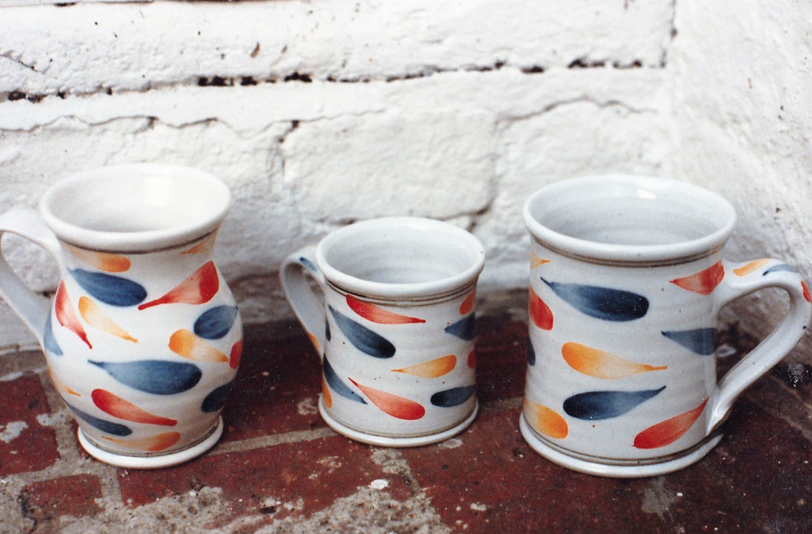 Gorgeous items from the Star Pottery 'Feast' range
