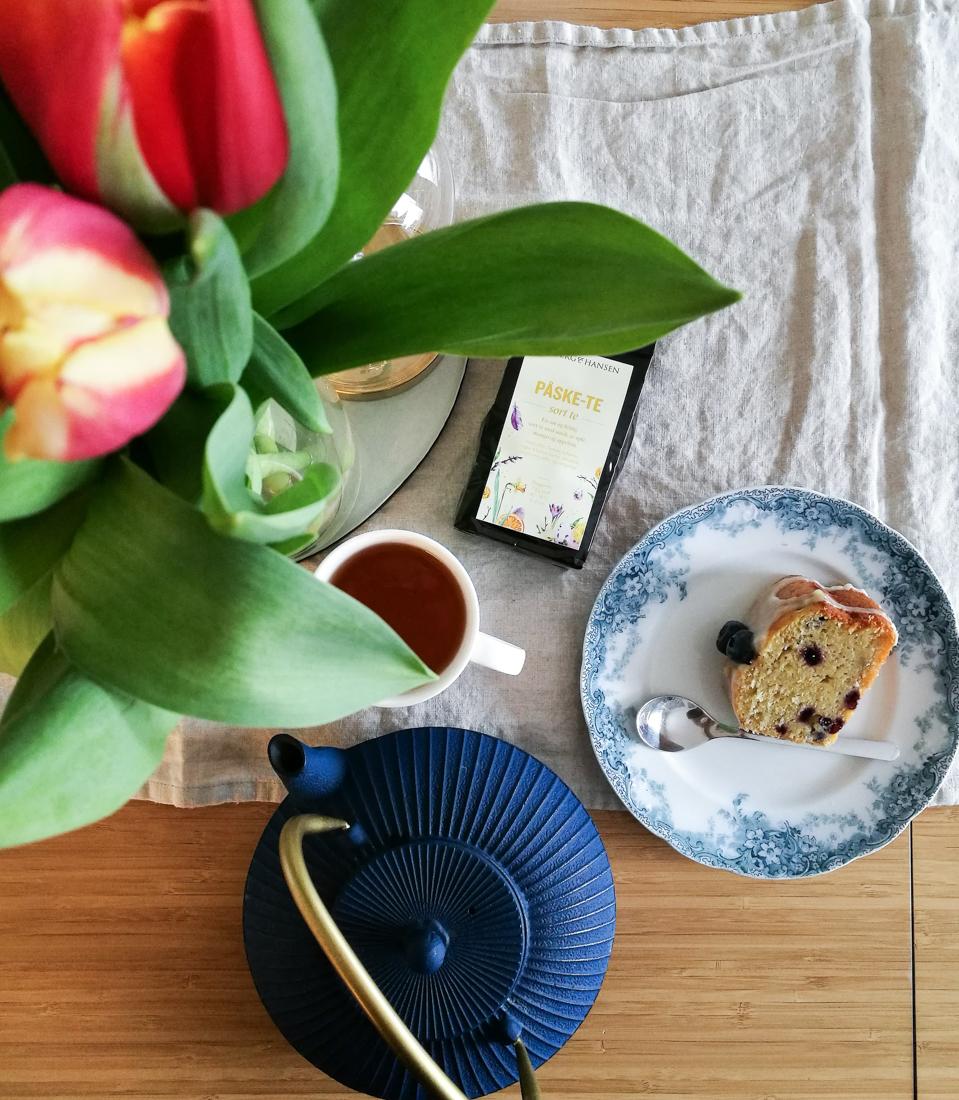 Påske-te fra Solberg og Hansen, en stor favoritt!