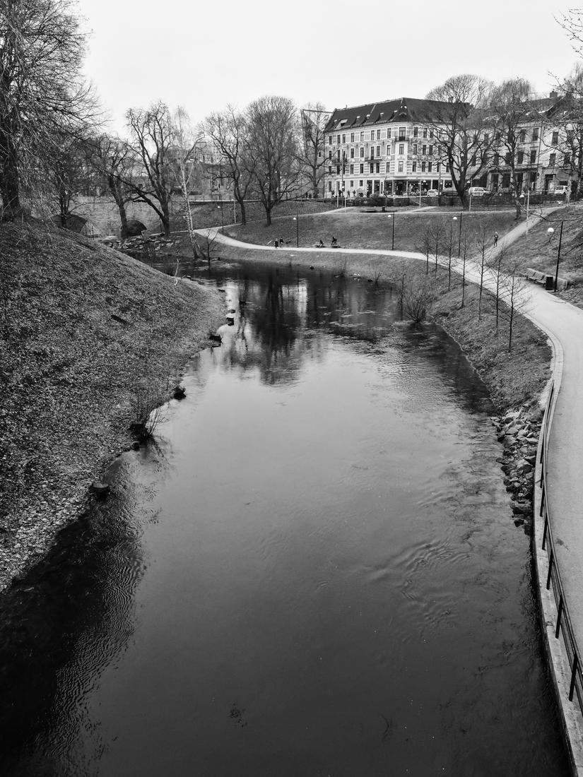 Tilogmed en liten tur til Oslo rakk jeg i April