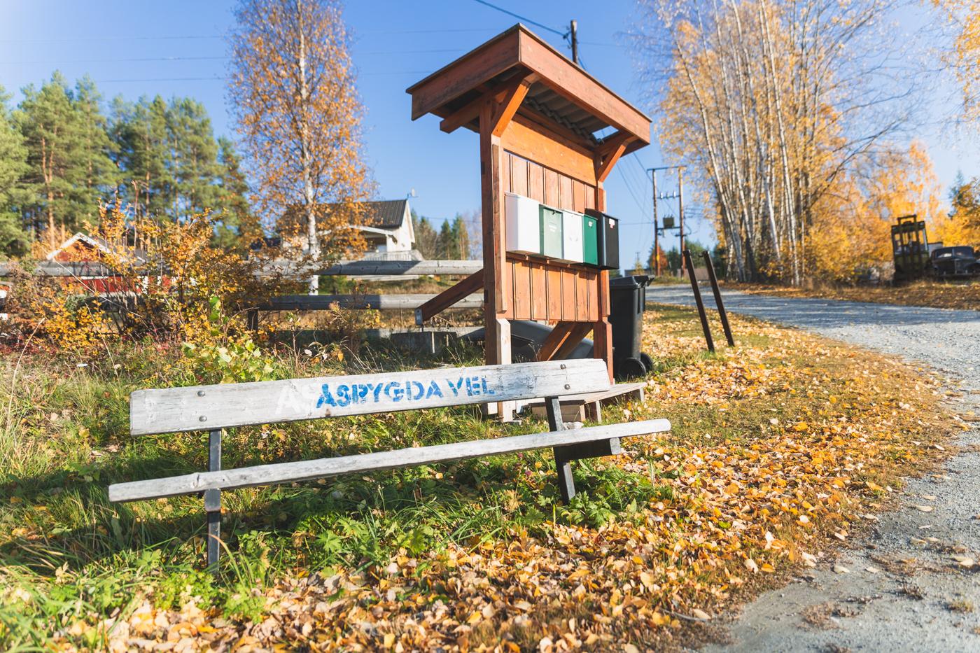 Åsbygda - Stange kommune