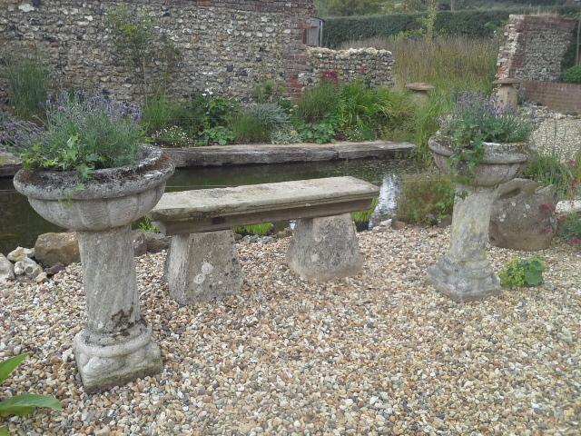 Pair of 19th Century planters. £1,500