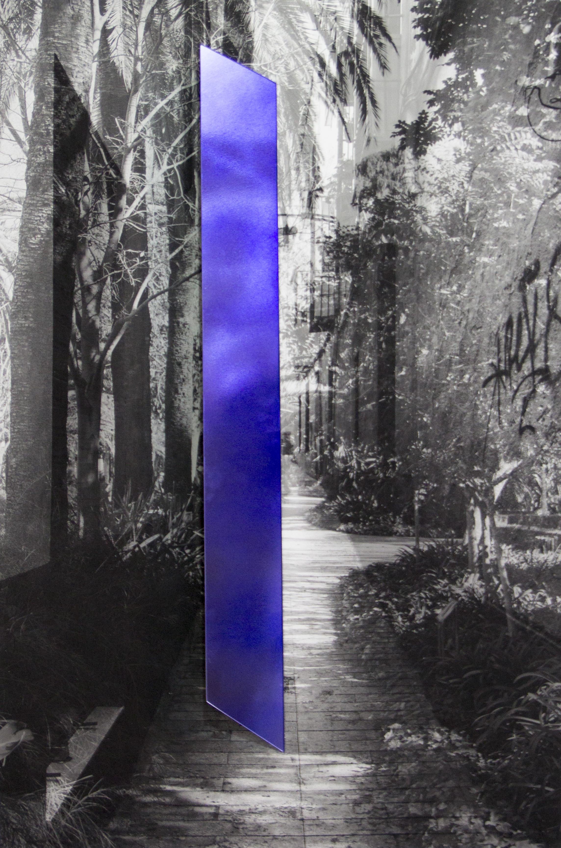 Refracción en Azul 2