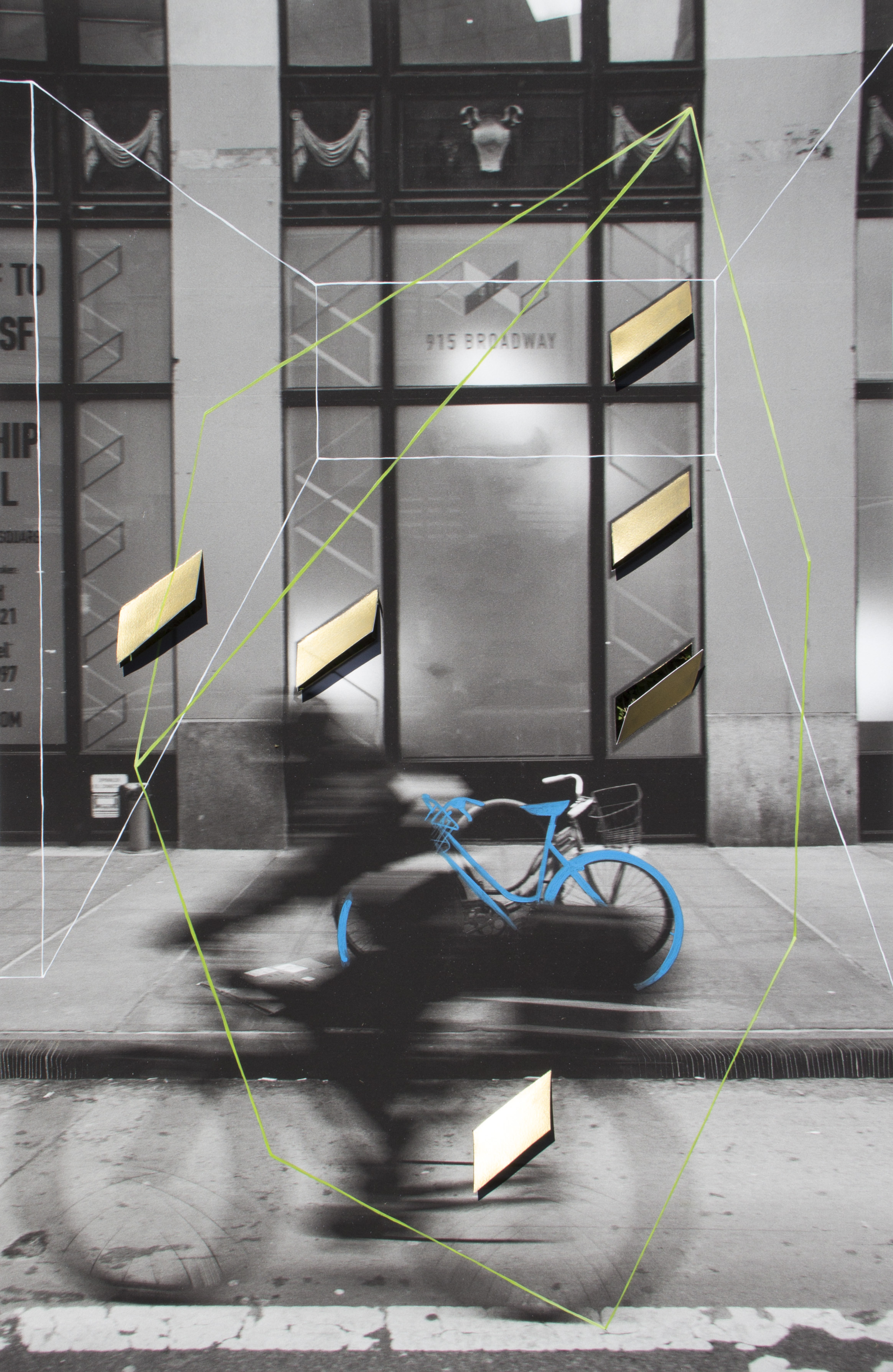 There Bicycles