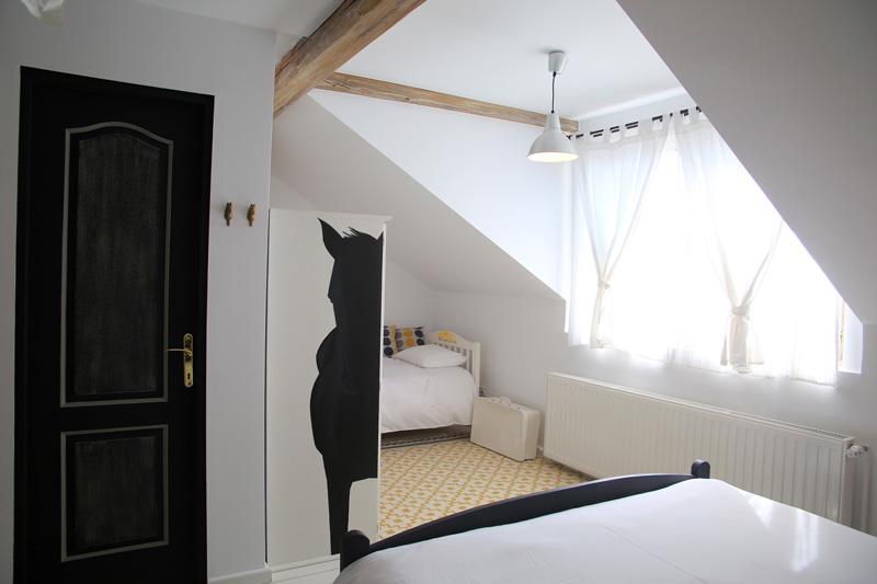 2+1 kind of room