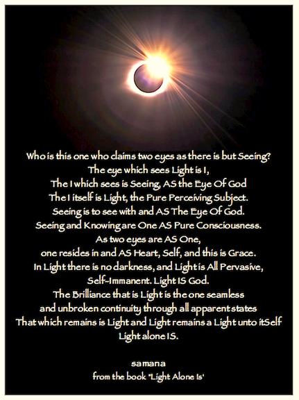 The Eye Of God©Samana