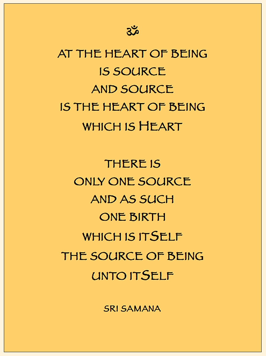 AT THE HEART OF BEING©samana.png