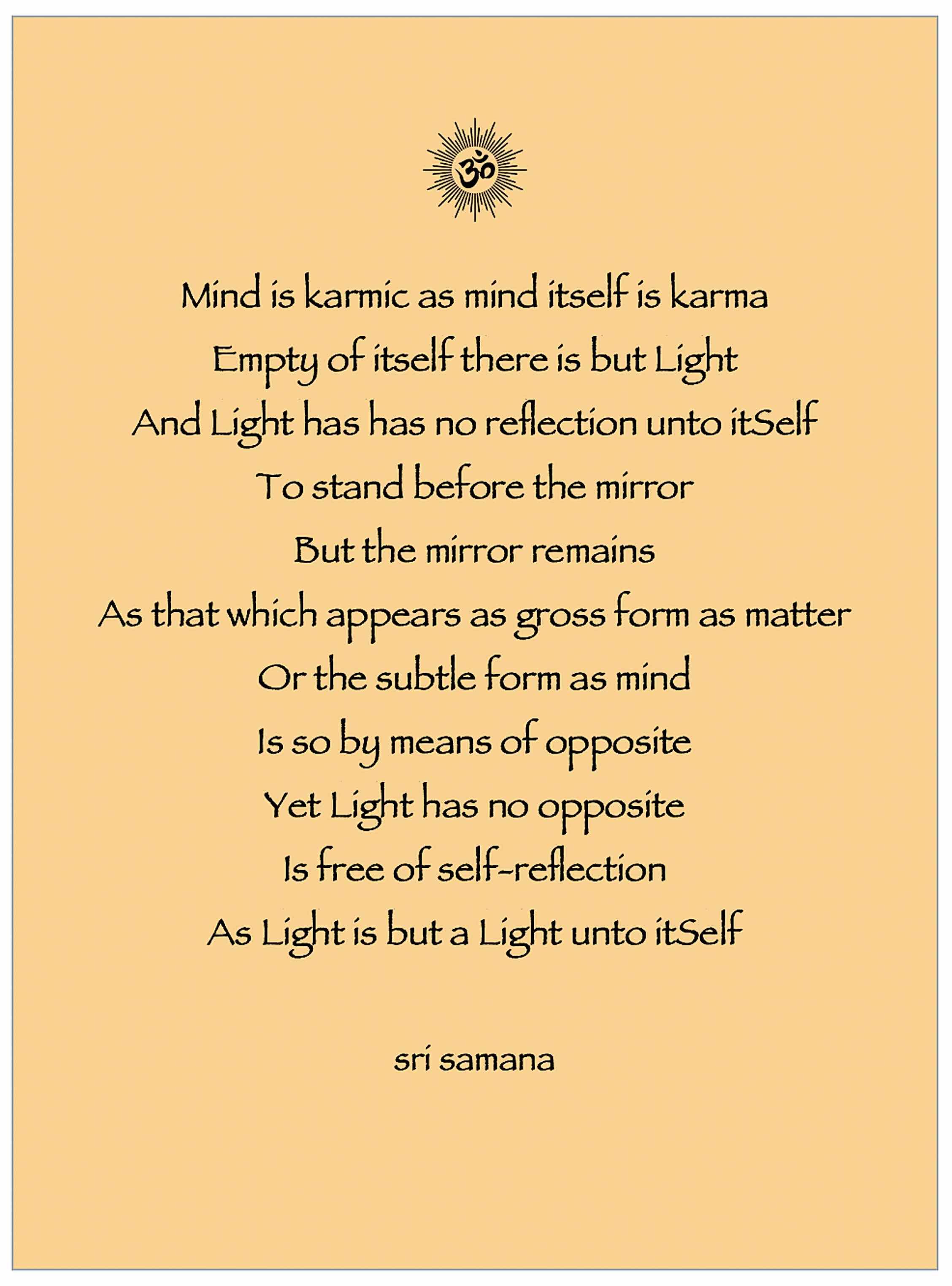 light is but a light unto itself©samana.jpg