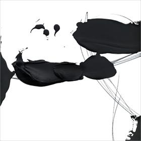 'Suspended Thoughts I'  KAR-292: 98 x 98 cm, black frame -  UNAVAILABLE   KAR-358: 98 x 98 cm, black frame -  AVAILABLE