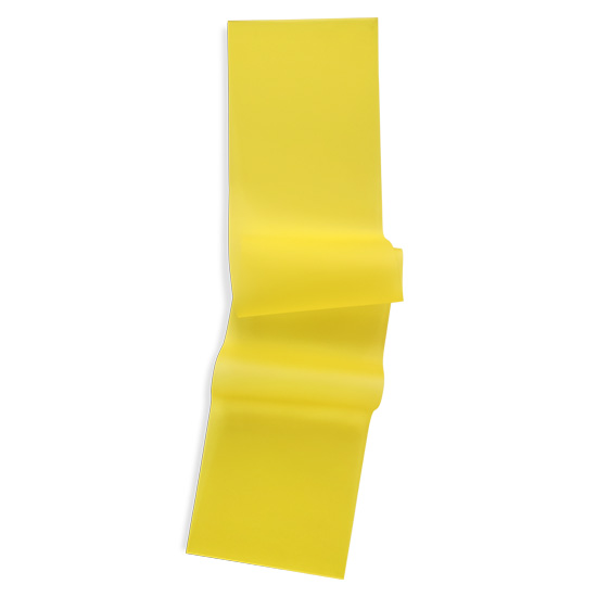Satin Lemoncello Fold 1 (Limited Edition) 2019   H39.5 x W131 x D13 cm  Hand moulded polymethyl methacrylate  $2950 AUD  Location: Cheltenham
