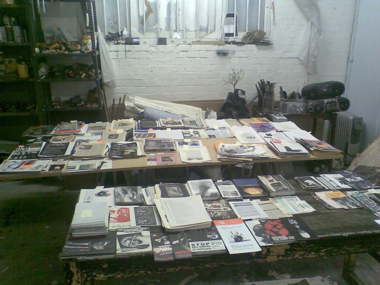 Studio 2, Hackney