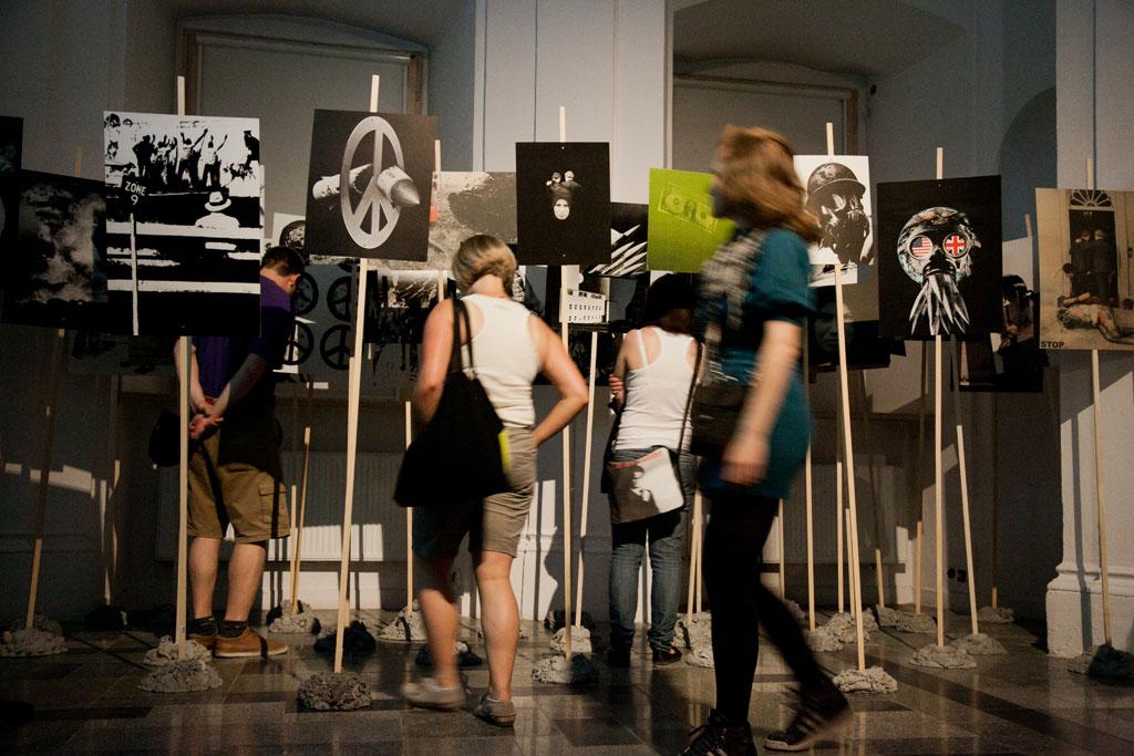 Les Fleurs du mal , Museum of Contemporary Art, Wroclaw