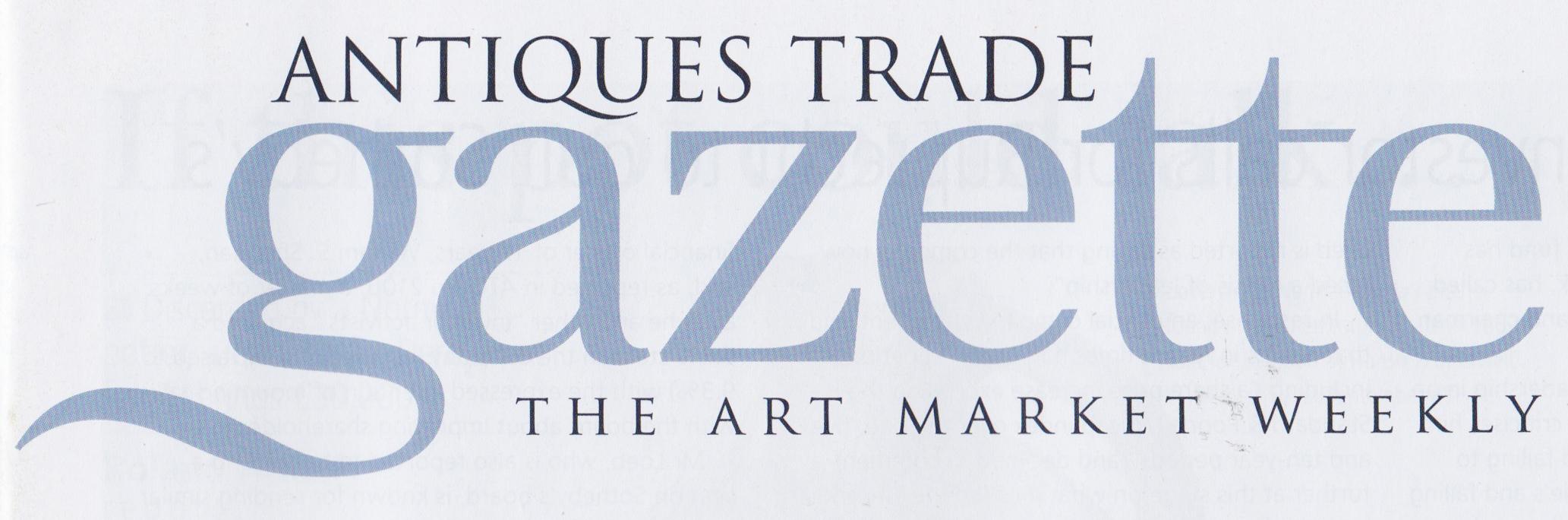 Antique Trade Gazette