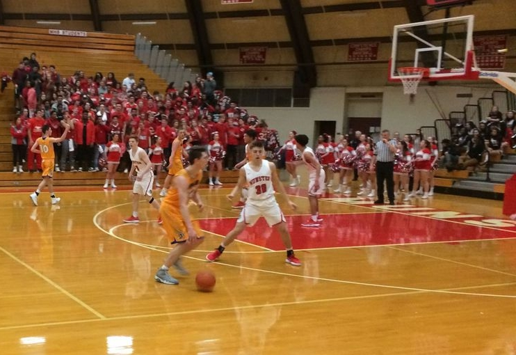 Munster 48, Highland 41 - NWI Times Article