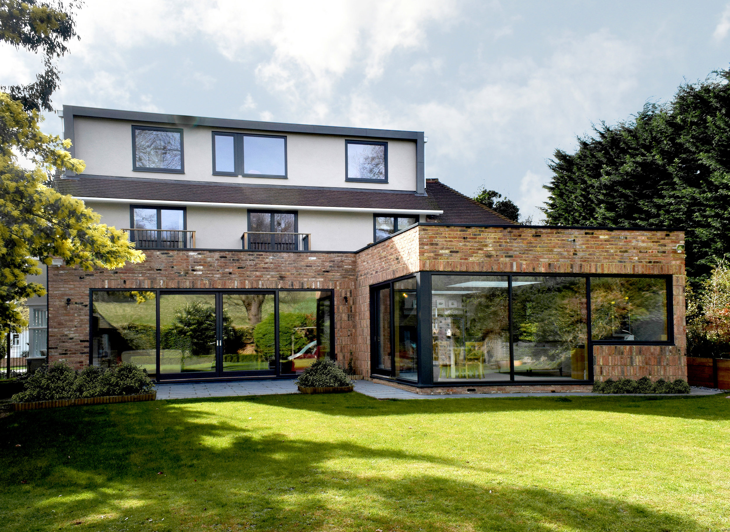 John Rich Architects Private House Petersham 1